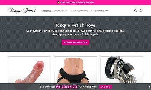 Risque Fetish Toys